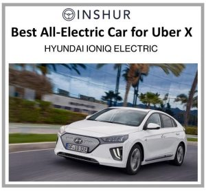 Best all electric car for Uber X