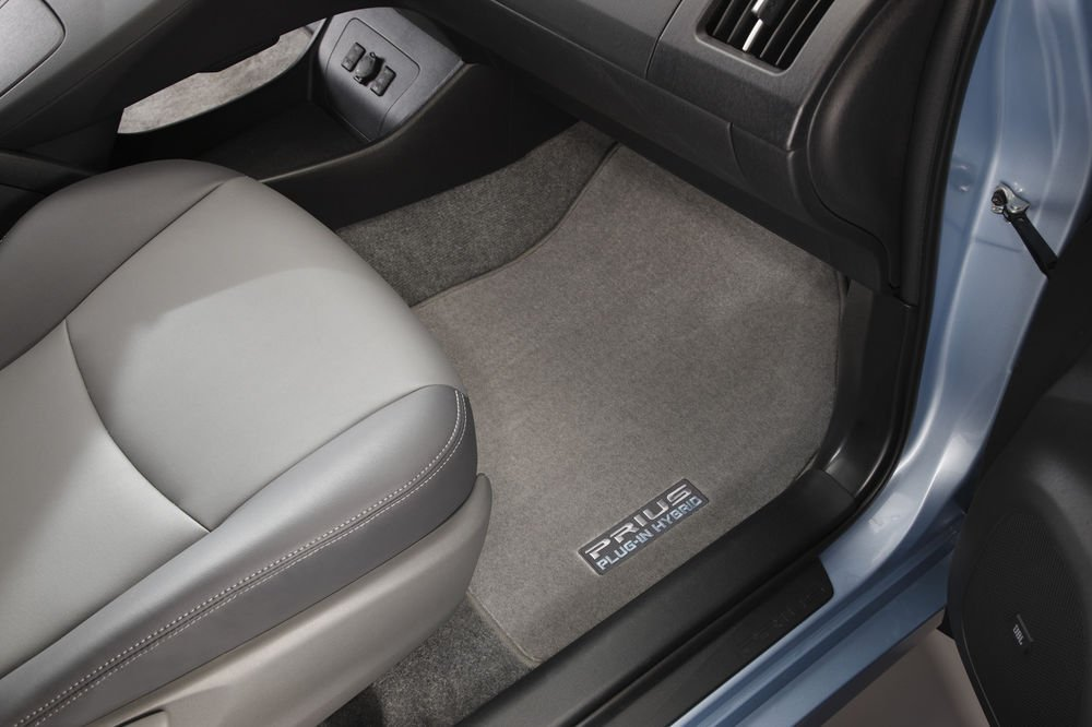 5. Car mats go in the washer