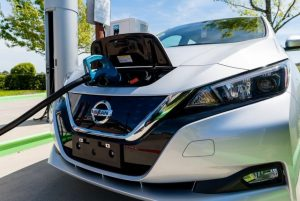 Best Electric Cars For Uber Drivers