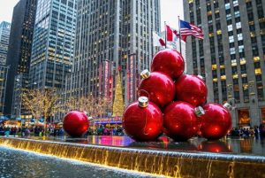 Where the Riders are in New York in December
