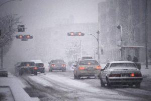 Winter Survival Guide for Uber Drivers