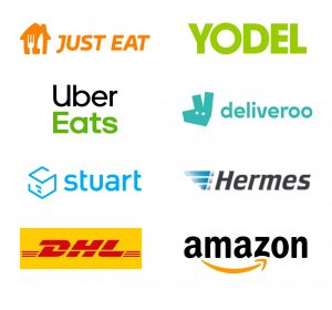delivery companies