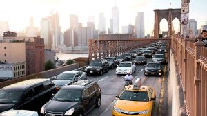 Congestion pricing in New York